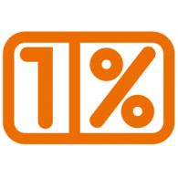 jeden-procent-logo-0CAC610806-seeklogo.com